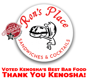 best bar food in kenosha, kenosha's best bar food, rons place kenosha