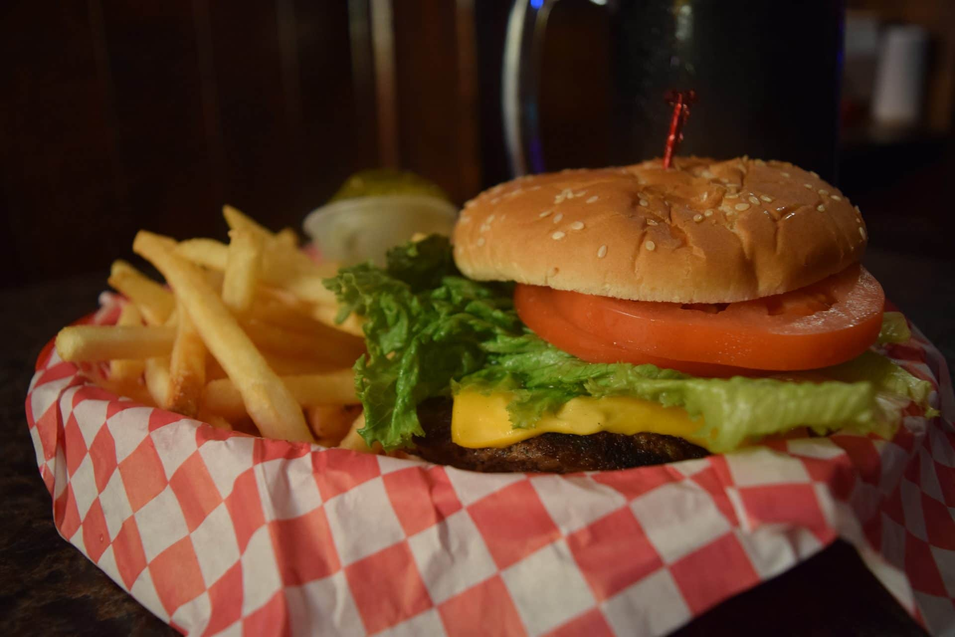 rons place kenosha, best burger kenosha, burgers in kenosha