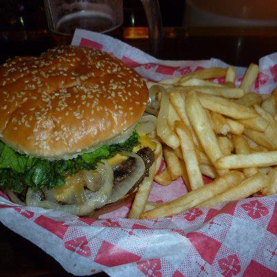 rons place kenosha, best burger kenosha, kenosha burger restaurant